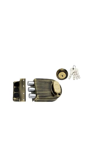 5f5268ba794 Buy Spider Brass Lock Online at Low Prices in India - Paytmmall.com
