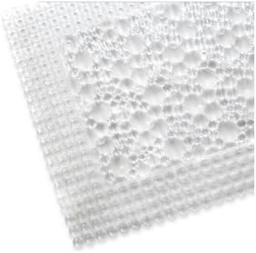 Splash Fuse Bath Mat Anti-Slip in Clear Extra Long  (SET OF TWO)