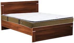 Springwel Premium Collection Pillow-Top 25.4 cm (10 inch) Pocket Spring Mattress