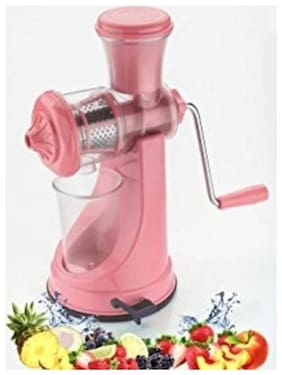 SRK Deluxe Fruits & Vegetables Juicer - Assorted Colors
