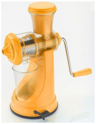 SRK Deluxe Fruit & Vegetable Juicer - Orange