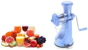 SRK Deluxe Fruits & Vegetables Juicer - Blue
