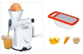 SRK Fruit Juicer With Freebie Cheese Grater