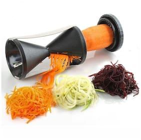 SRK Konvex Spiralizer Vegetable Spiral Slicer Dicer Julienne,Black