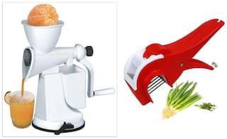 SRK Popular Fruit Juicer With Freebie Veg Cutter