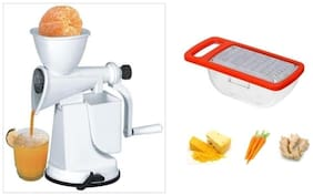SRK Popular Fruit Juicer With Freebie Cheese Grater
