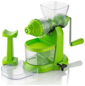 SRK Pro-Grand Manual Fruits & Vegetables Juicer - Green