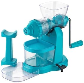 SRK Pro-Grand Manual Fruits & Vegetables Juicer - Blue