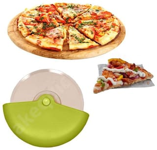 SRK Round Pizza Cutter - Assorted Colors