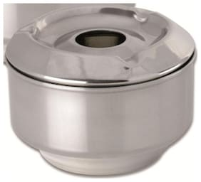 Stainless Steel Water Ashtray// CHEF DIRECT // Fill Water in the Ash Tray to Avoid Smoke and Tobacco Smell