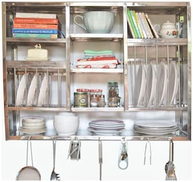 Stainless Steel Utensils Rack 30X42 inch