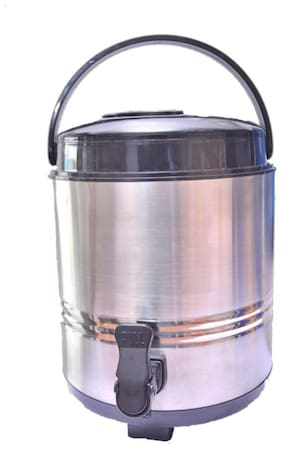 STAINLESS STEEL WATER JUG - 10