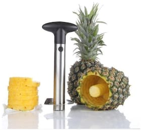 Stainless Steel Pineapple Grater and Slicer Pineapple Slicer (1 pineapple cutter)