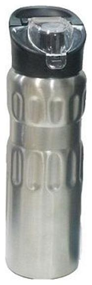 Dynore 800 ml Stainless Steel Silver Water Bottles - Set of 1