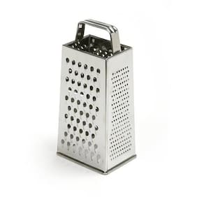 Stainless steel 4 way Carrot Grater and Slicer