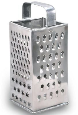 Stainless steel 8 in 1 Carrot Grater and Slicer