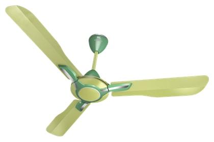 Standard Aspire 3 Blades (1200 mm) Ceiling Fan (Nickel Silver Oasis Green)