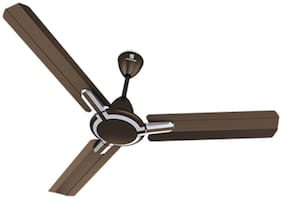 Standard CRUISER 1200 mm Ceiling Fan - Pearl Brown , Pack of 2