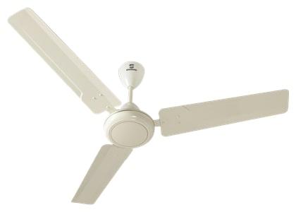 Standard Zinger 3 Blades (1200 mm) Ceiling Fan (Bianco)