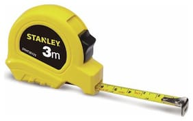 Stanley STHT36125-812  Measuring Tape (Yellow) 3m