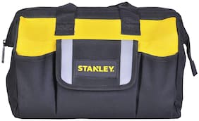 Stanley STST512114 12-inch Nylon Tool Bag (Black)