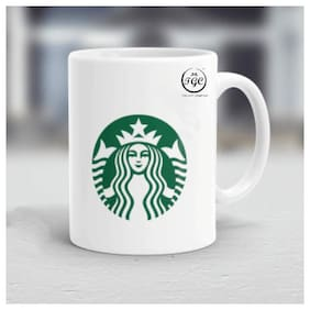 TGC THEGIFTCOMPANY Starbucks Coffee house company logo  |  gift for friend| coffee mug | printed mug | gift for mug |Ceramic Coffee Mug
