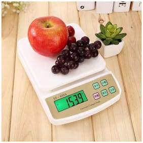Starvis Electronic Kitchen Digital Multipurpose Weighing Scale with charger