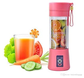 Starvis Portable Electric Juicer Cup,Smoothie Blender USB Juice Mixing Bottle Machine with Magnetic Safe Switch