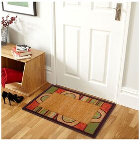Status Delure Printed Medium Door Mat