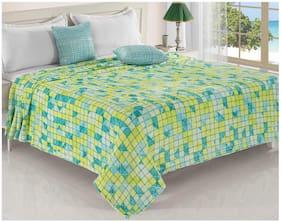 Status Double Bed Multi Mink Winter Blanket -200 GSM