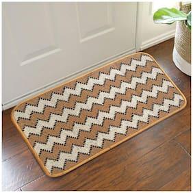 Status Nylon Home/Living/Lobby/Bathroom/Office Entrance Door Floor Mat with Anti Slip Backing(15x23inch)-Pack of 1