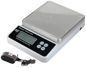 Stealodeal Electronic Kitchen 10kg With Adapter Weighing Scale