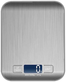 Stealodeal Stainless Steel Digital Kitchen Scale
