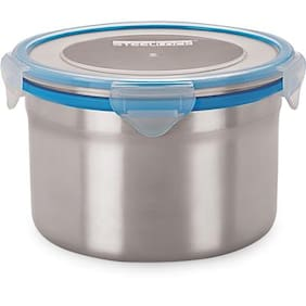 Steel Lock Airtight Storage 1300 ml 4 pc 1403 Containers Combo