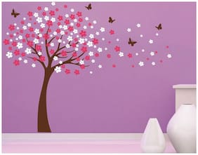 STICKER STUDIO Wall sticker ( Set of 1 )