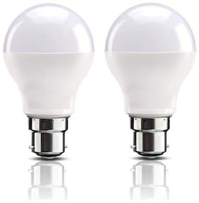 Stop To Shop Premium 9 Watt B22 Base Led Bulb  (Pack of 2)