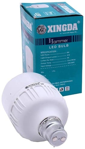 Stop to Shop Flat Led Bulb 12 W (Pack of 1)