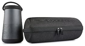 Store2508 Premium Quality EVA Hard Carry Case, Travel Storage Bag Box for Bose Soundlink Revolve + Plus Bluetooth Speaker. (Speaker is not Included)