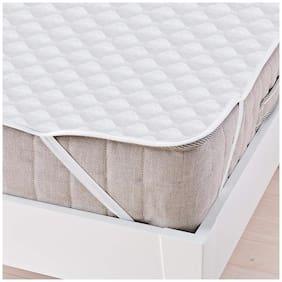 Story@Home Microfiber Regular Mattress protectors