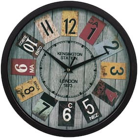 Story@Home Grey Wall clock