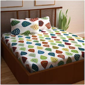 Story@Home 1 King Bedsheet With 2 Pillow Covers Pack Of 3