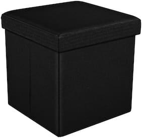 Story@home Foldable 1 Pc Ottoman Storage Box Cum Stool