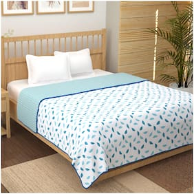 Story@Home Floral 1 Bedcover Super Soft Double Dohars