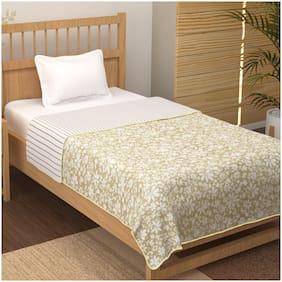 Story@Home Floral 1 Bedcover Super Soft Single Dohars