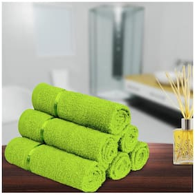 Story@Home Face Towel (30x30 cm) (Set Of 6)