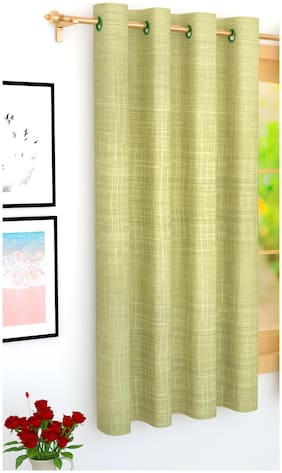 Story@Home lavish and Modern rich abstract 1 pc Window Curtain