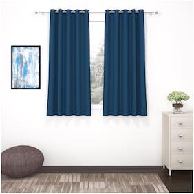 Story@Home Set of 2 Pcs Window Blackout Curtain - 5ft
