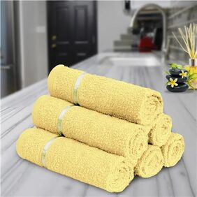 Story@Home 6 Pc Face Towel