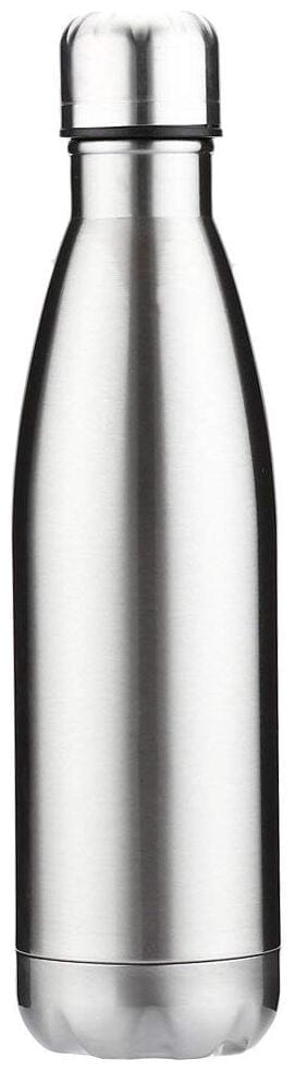 Style Homez Stainless Steel Silver Water Bottle ( 750 ml , Set of 1 )