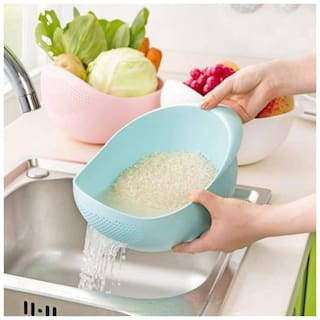 Rice/Vegetable Rinser
